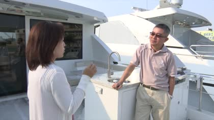 Taiwan's Kaohsiung city to further expand its yacht industry | Video