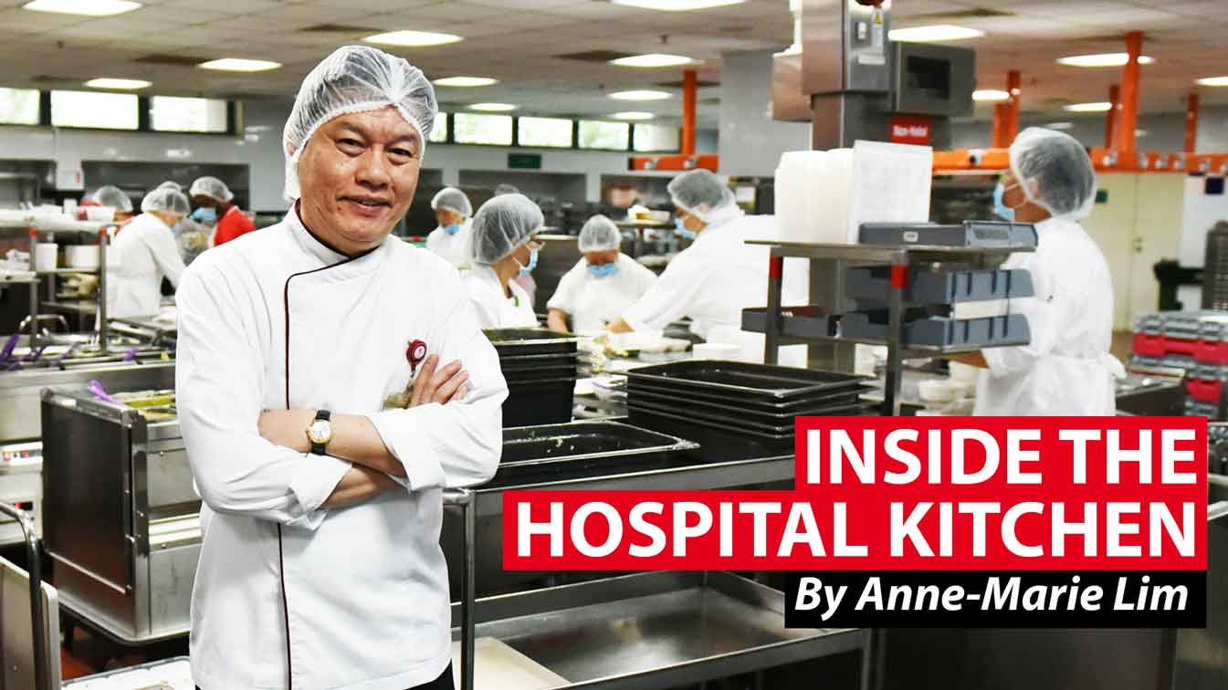 Inside the Tan Tock Seng Hospital kitchen: operation feed the sick