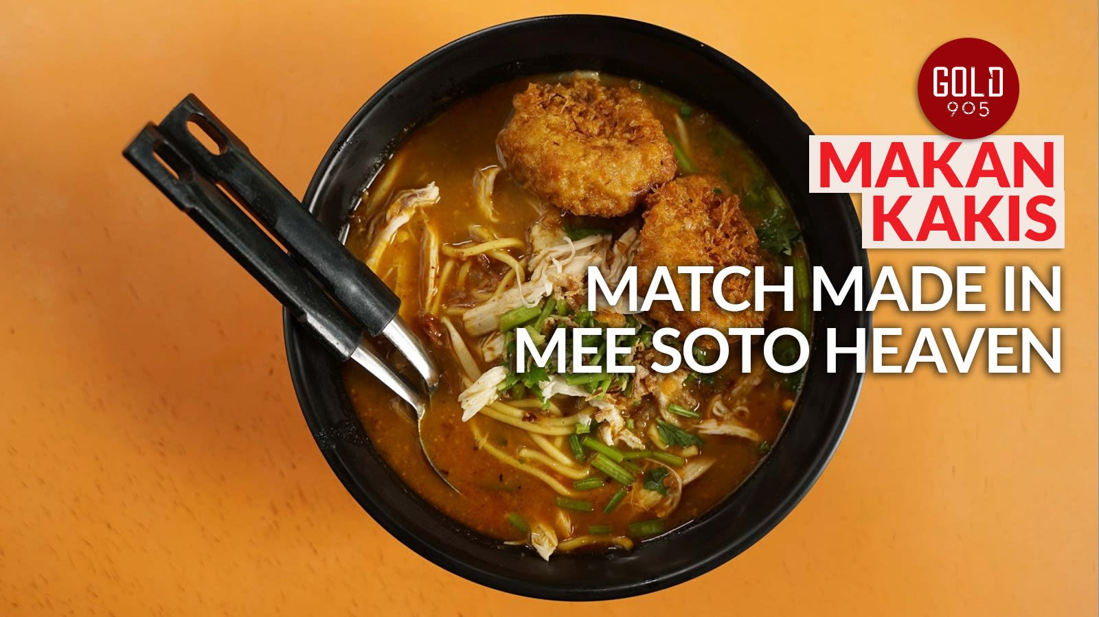 Makan Kakis: Sweet, spicy mee soto in Ang Mo Kio | CNA Lifestyle