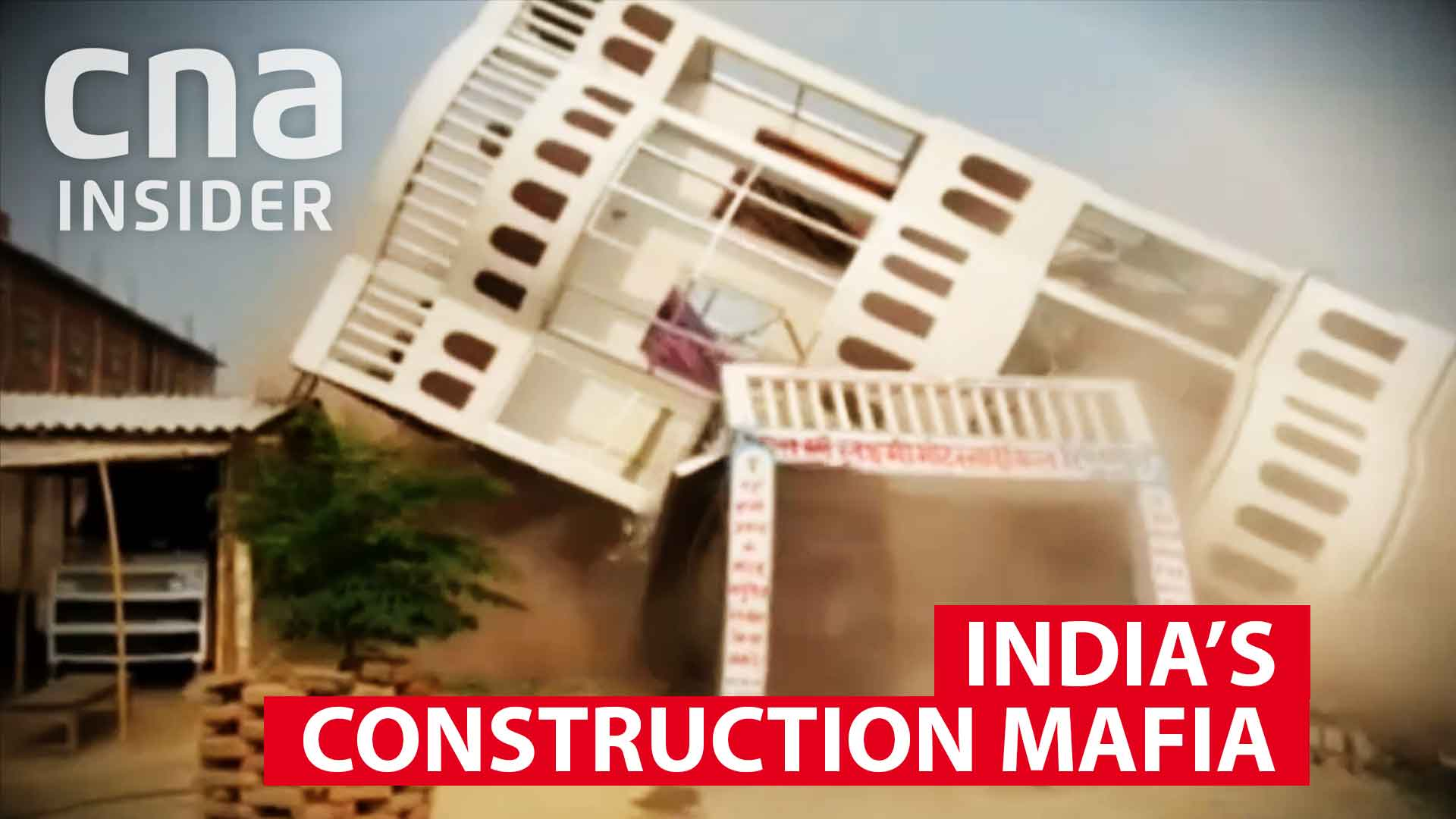 India's unsafe buildings and the construction mafia