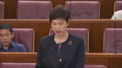Josephine Teo responds to MPs on the Home Team Science and Technology Agency Bill