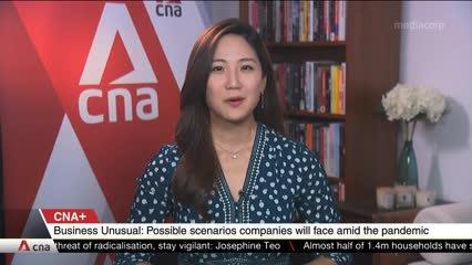 CNA+: Business Unusual