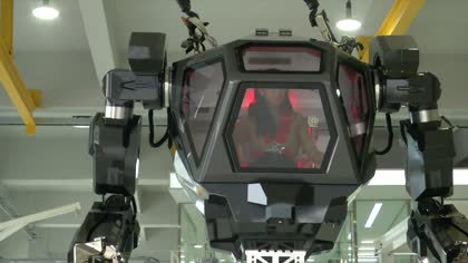 Meet Method-2 - a Korean megabot straight out of sci-fi