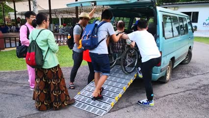 New Pulau Ubin jetty to allow easy access for wheelchair-bound visitors | Video