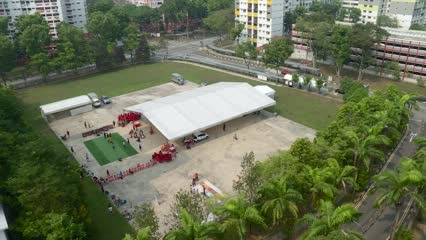 Choa Chu Kang to get first hawker centre, new SAFRA club house in makeover | Video