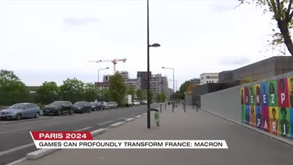 2024 Olympics expected to bring investment and development to Paris suburbs
