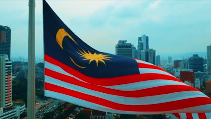Malaysia marks 62th national day with colour and pomp | Video