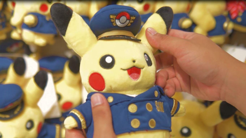 Pokemon Center Singapore Opens At Jewel Changi Airport | Video
