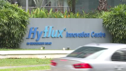 Hyflux CEO Olivia Lum, board offer to give up company stake to other shareholders | Video