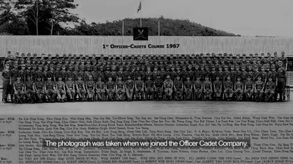 Beyond Black-and-White: Officer Cadet Course