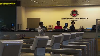 Faster passport, NRIC collection at new 24/7 ICA service centre | Video