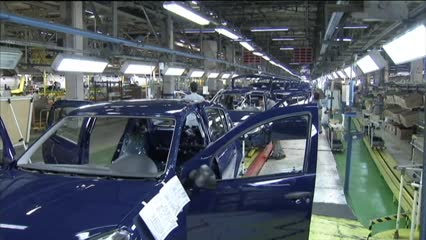 The fate of Germany's auto industry | Video