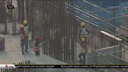 New quick build dormitories may cause delays in other construction projects: Experts   Video