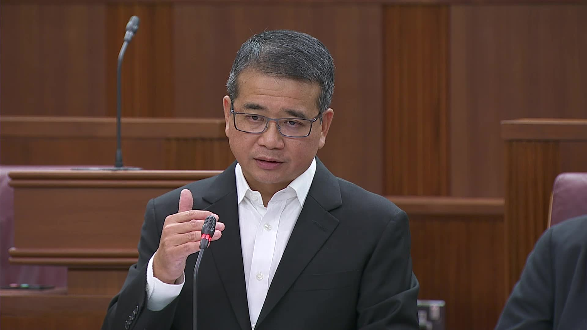 Committee of Supply 2020 Debate, Day 1: Edwin Tong responds to clarifications sought by MP