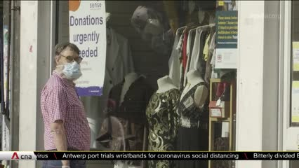COVID-19: UK charities facing collapse due to drop in fundraising events | Video