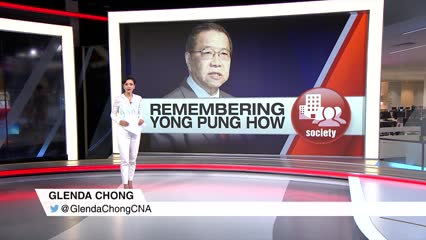 Around 1,000 people pay respects to former chief justice Yong Pung How | Video