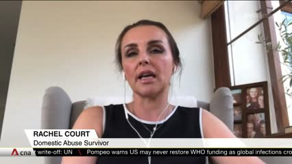 UK sees spike in domestic violence cases due to COVID-19 lockdown | Video