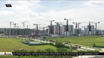 As work resumes in construction sector, firms say they are struggling to stay afloat   Video
