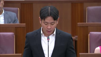 Louis Ng on Banking (Amendment) Bill