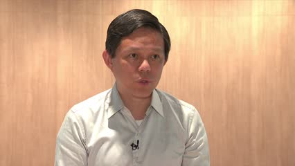 Landlords and tenants need to see each other as long-term partners, share both pain and benefits: Chan Chun Sing | Video
