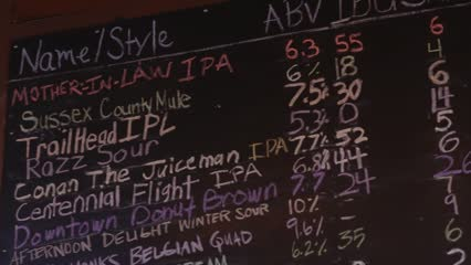 US craft beer sector impacted by government shutdown   Video