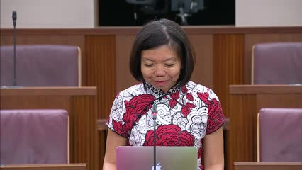 Budget 2020 Debate: Anthea Ong on mental health as a key priority