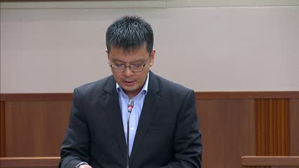 Daniel Goh on Protection from Online Falsehoods and Manipulation Bill