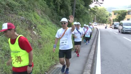 Fukushima gears up for torch relay ahead of 2020 Tokyo Olympics | Video