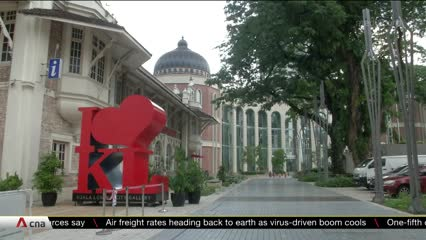 Malaysia's tourism industry explores new ways to adapt | Video