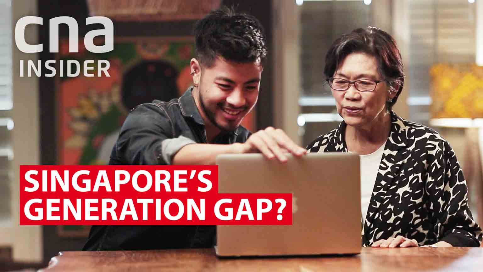 Millennials vs seniors: Singapore's generation gap