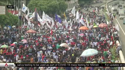 Indonesia passes controversial jobs creation Bill amid opposition from unions | Video