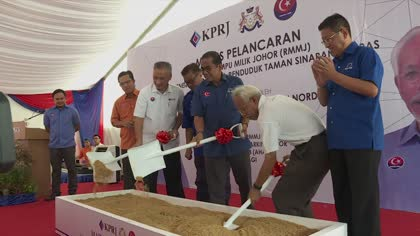 Housing issue takes centre stage in election battle for Johor