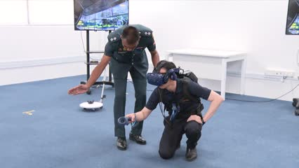 Security company Certis launches new S$10 million training facility | Video