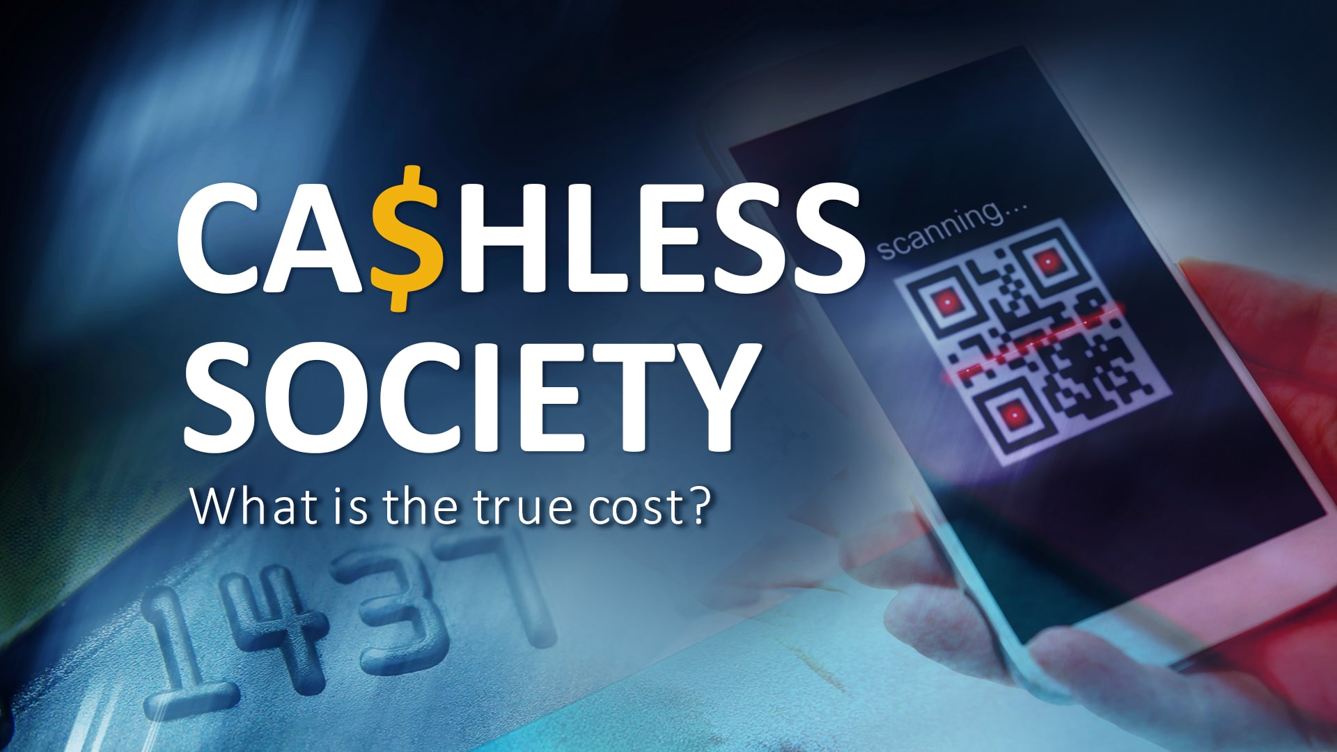 Cashless Society