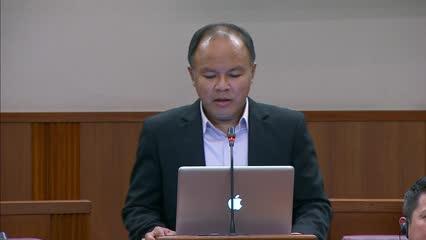 Budget 2020 Debate: Muhamad Faisal Abdul Manap on resilience