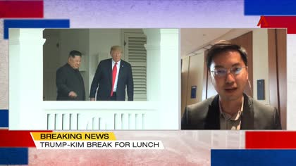 Live report from inside Capella hotel, venue of Trump-Kim summit in Singapore | Video