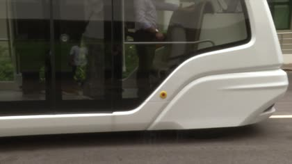Driverless minibuses to be rolled out at NTU by 2019
