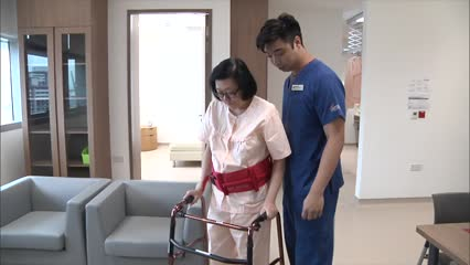 Singapore's newest community hospital opens next to SGH | Video