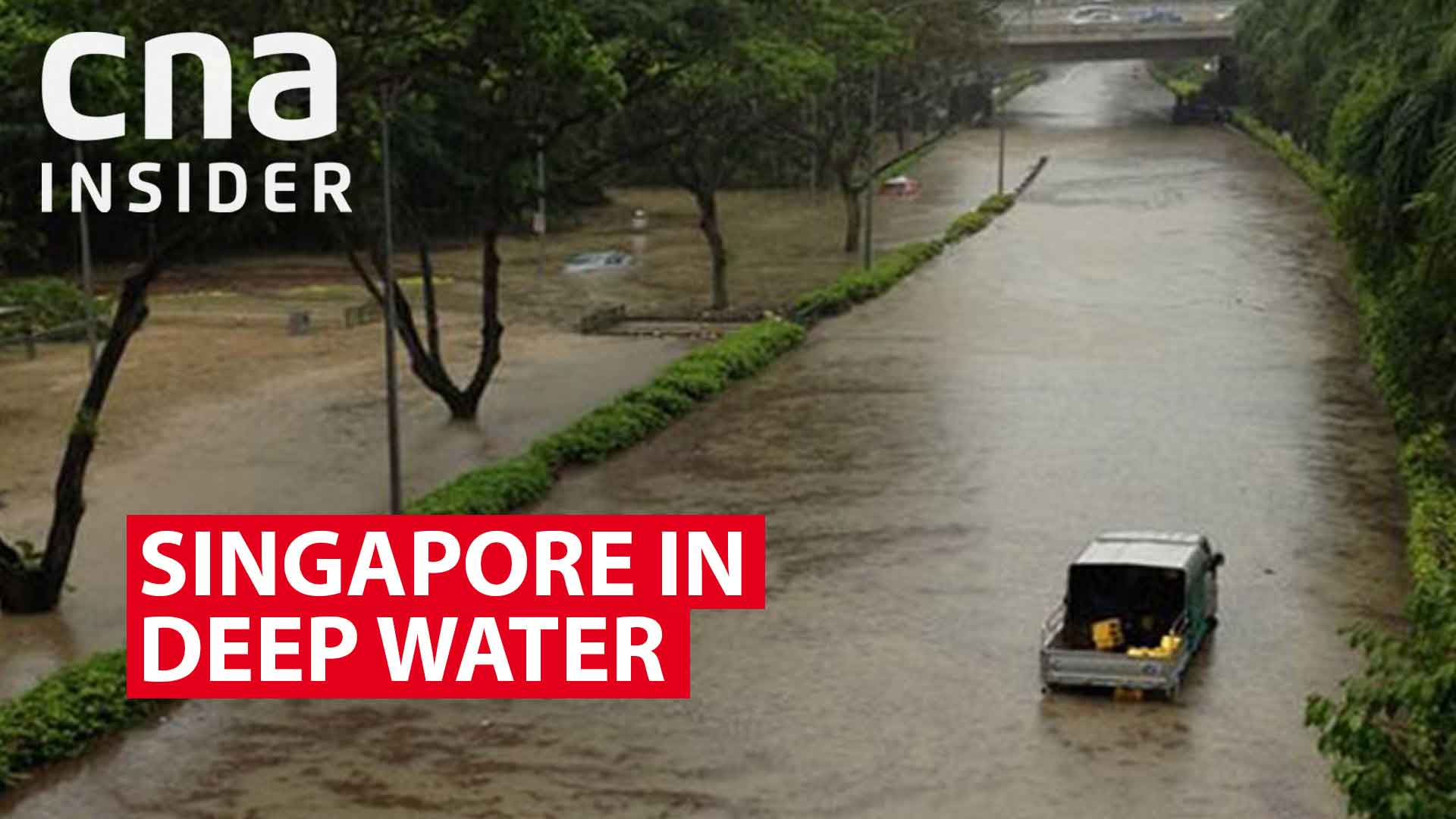 How badly flooded could Singapore get?