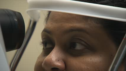 Eye screenings made faster, more accurate with AI | Video