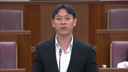 Committee of Supply 2020 Debate, Day 1: Louis Ng on financial aid for single parents