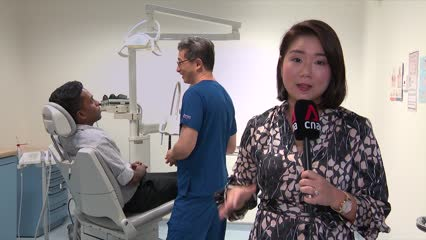 National Dental Research Institute launches in Singapore | Video