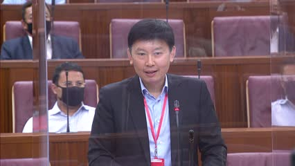 Chee Hong Tat on 'holistic assessment' for safe travel under COVID-19 green lane arrangements