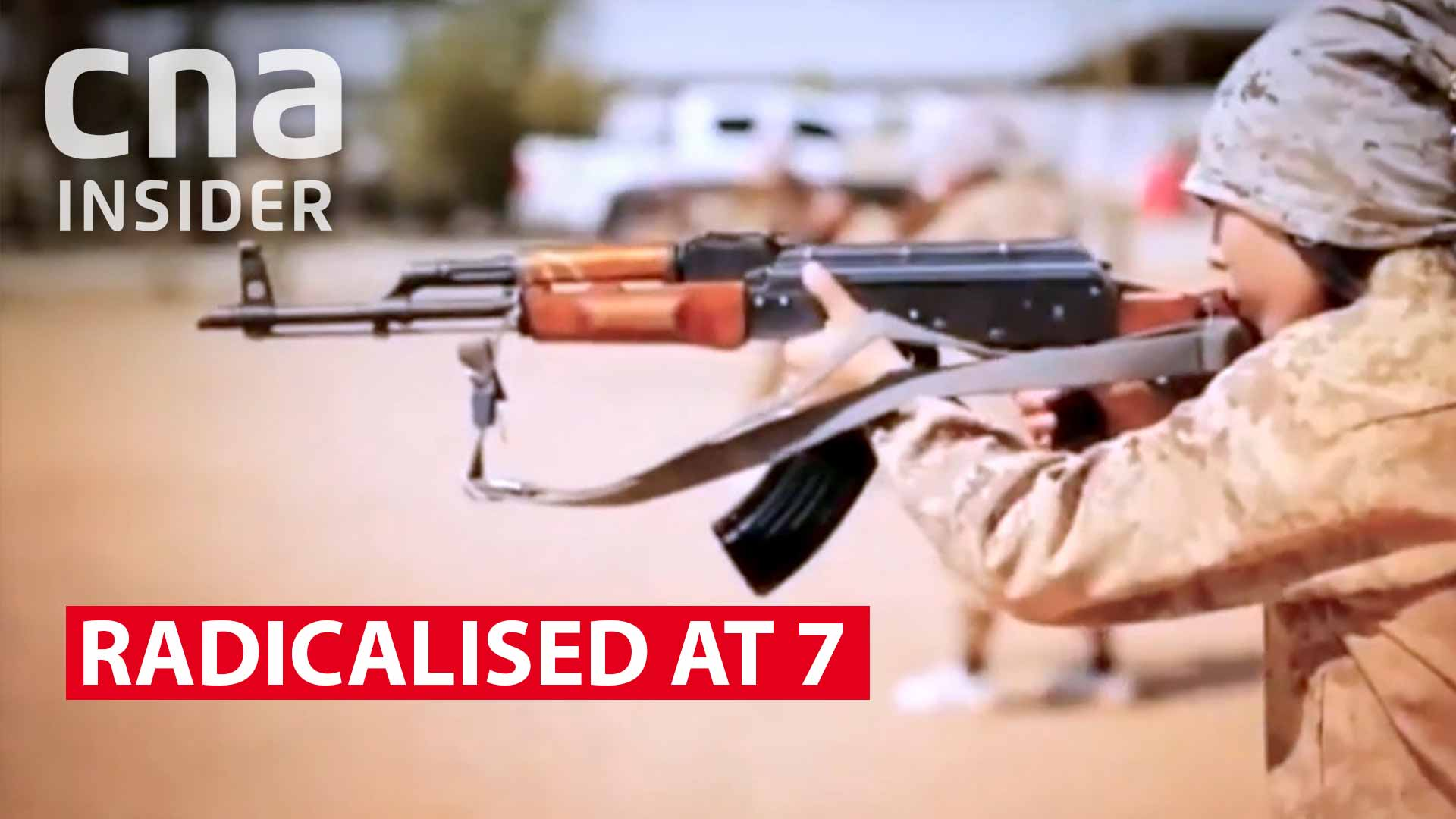Radicalised at 7: Saving the children of terrorists