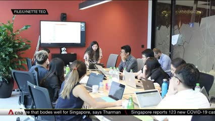 Google, Singapore authorities join forces in high-tech jobs boost  | Video