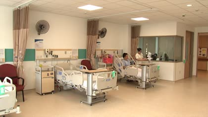 Shoring up Singapore's healthcare system | Video