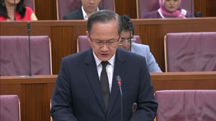 Budget 2020 Debate: Lim Biow Chuan on housing grant, SkillsFuture credit, GST benefits