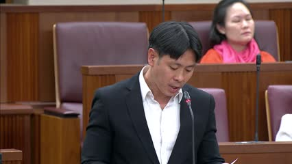 Louis Ng on Protection from Online Falsehoods and Manipulation Bill