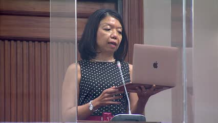 Anthea Ong on Fortitude Budget