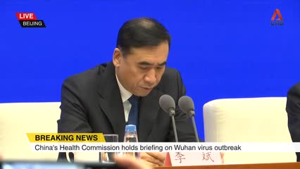 Wuhan virus: Full press conference on China's efforts to control the outbreak | Video